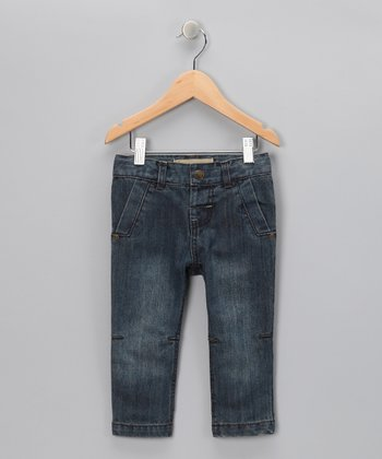 Medium Wash Jeans - Infant & Toddler