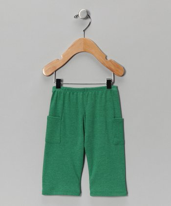 Green Cargo Pants - Infant