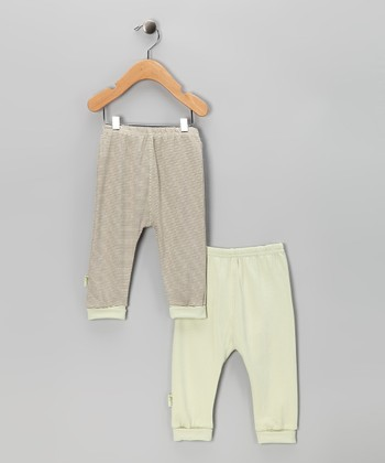 Sage & Stripe Everyday Pants Set - Infant