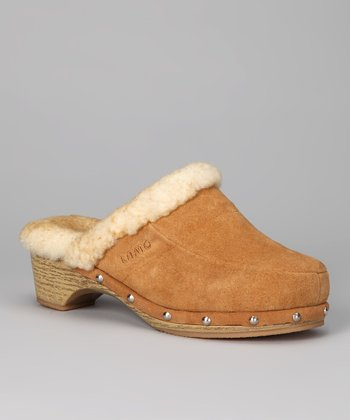 Chestnut Monica Clog - Women