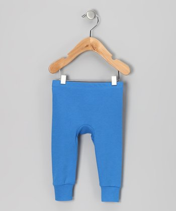 Royal Blue Organic Pants
