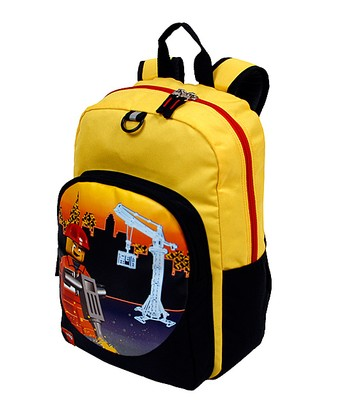 LEGO Construction City Nights Classic Backpack