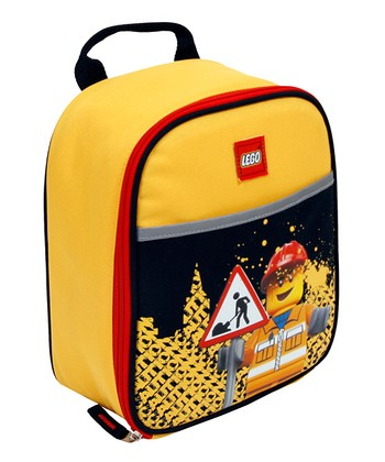 LEGO Construction City Nights Lunch Bag