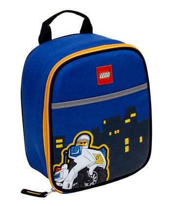 LEGO Police City Nights Lunch Bag