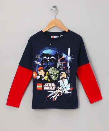 Star Wars LEGO Star Wars Layered Tee - Toddler & Boys