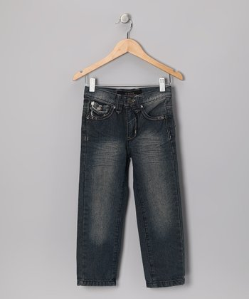 Indigo Todd's Fashion Jeans - Toddler & Boys