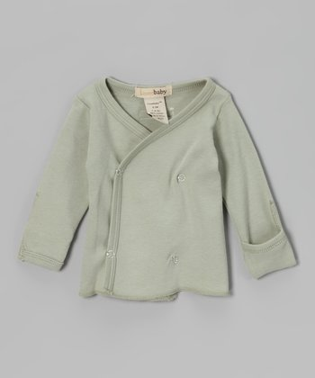 Keen Green Wrap Top - Infant