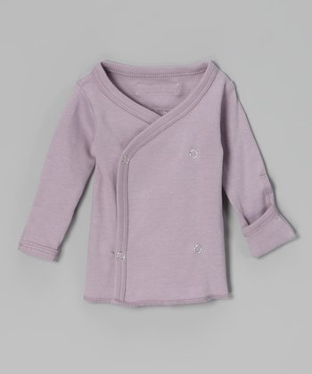 It's-So-Her Lavender Wrap Top - Infant