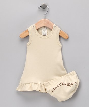 Grand Sand Mod Dress & Diaper Cover - Infant