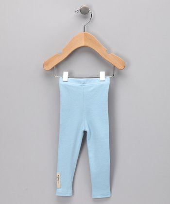 True Blue Leggings - Infant