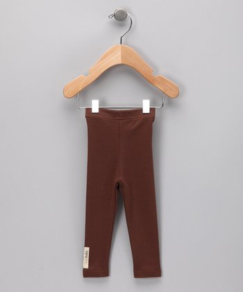 Brown Leggings - Infant