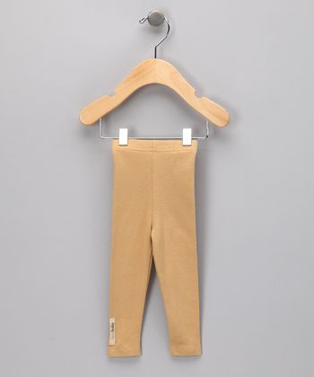 Caramel Leggings - Infant