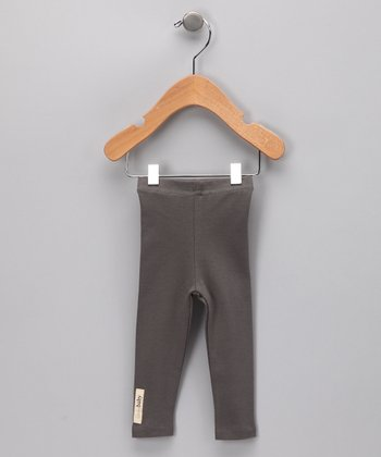 Gray Leggings - Infant
