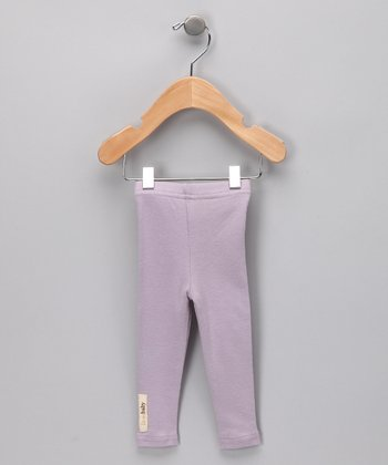 Lavender Leggings - Infant