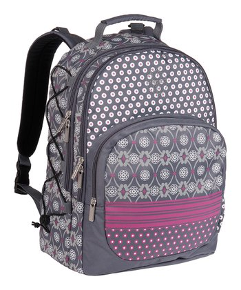 Ash Casual Diaper Backpack