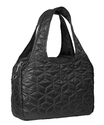 Black Glam Global Diaper Bag