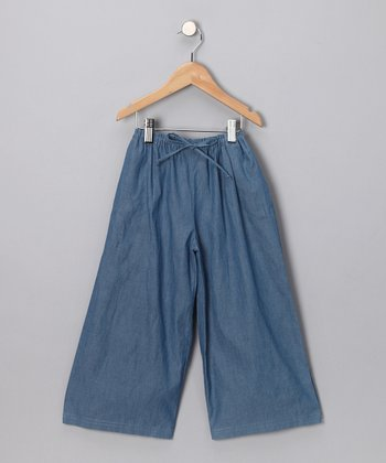 Blue Beach Pants - Infant, Toddler & Boys