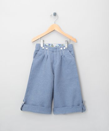 Blue Gavroche Pants - - Infant, Toddler & Boys