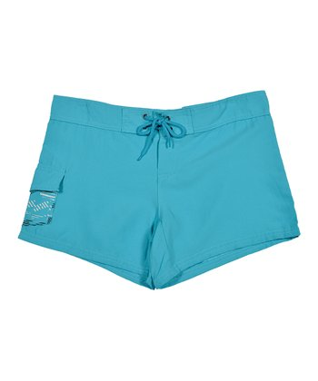 Blue Board Shorts