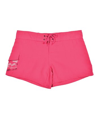 Fuchsia Board Shorts
