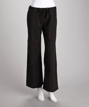 Black Heat of the Night Pants