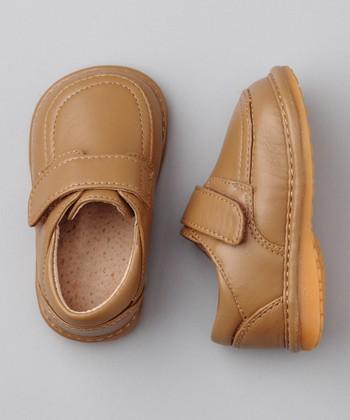 Laniecakes Tan Squeaker Shoe