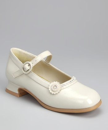 Ivory Patent Mary Jane