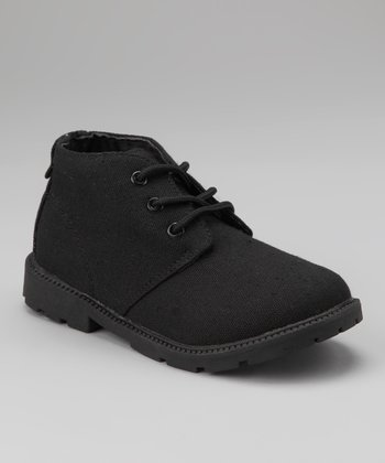 Black Desert Boot - Kids