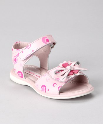 Pink Bubble Sandal