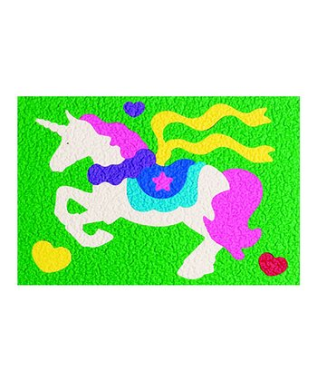Unicorn Crepe Rubber Puzzle
