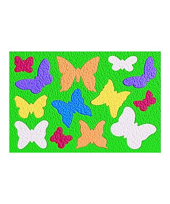 Butterflies See-the-Difference Puzzle