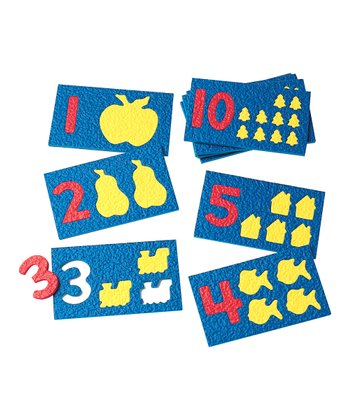Number Play Puzzle Set