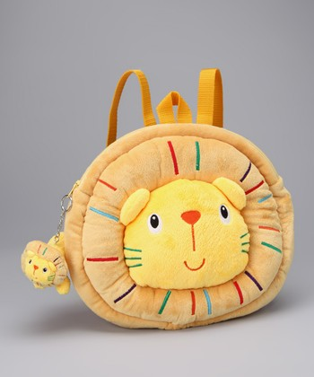 Yellow Hoshi Lion Backpack
