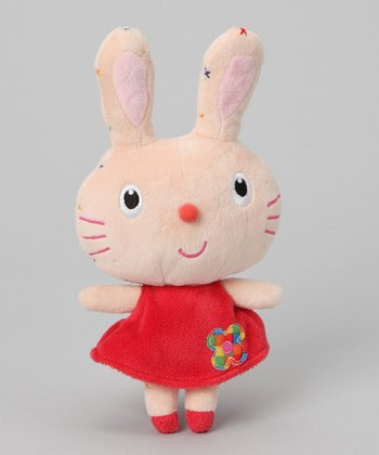 Pink Miku Bunny Plush Toy