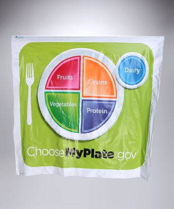 MyPlate Healthy Helpings Activity Mat