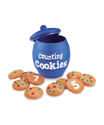 Smart Snacks Counting Cookies Set