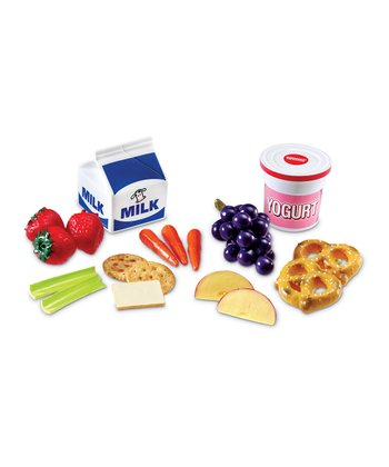 Healthy Snacks Play Set