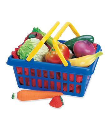 Learning Resources Fruit & Vegetable Play Set