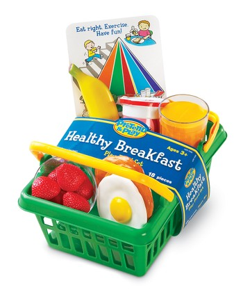 Healthy Breakfast Play Set