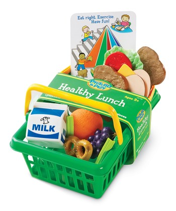 Healthy Lunch Play Set