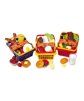 Learning Resources Pretend & Play Meal Set