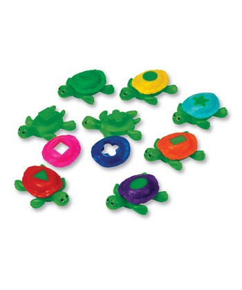 Smart Splash Shape Turtle Set