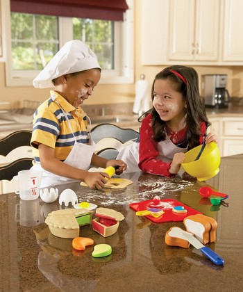 Pretend & Play Bakery Set