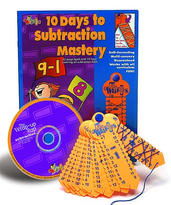 Subtraction 32-Page Mastery Kit