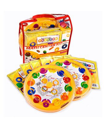 Learning Wrap-Ups Math Two-Base Center Kit