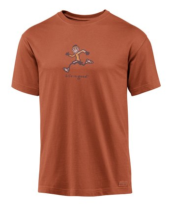 Copper Winter Run Crusher Short-Sleeve Tee - Men