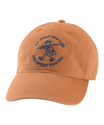 Copper 'Do What You Like' Chill Baseball Cap - Men