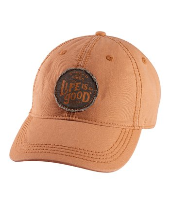 Copper 'Spread Vibes' Choice Baseball Cap - Men