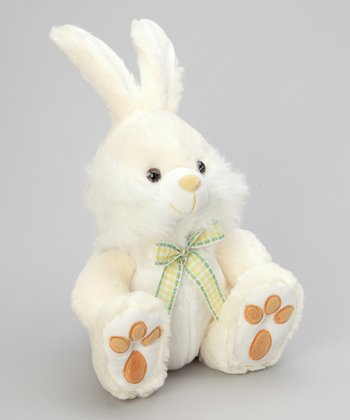 Tan Radi Rabbit Plush Toy