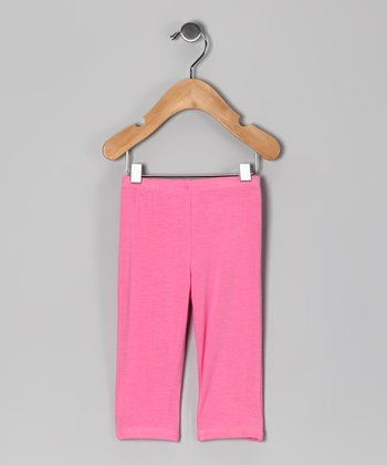 Pink Leggings - Infant